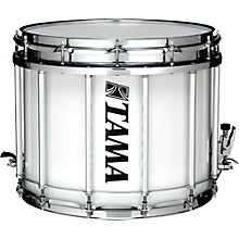 Tama Marching Starlight Marching Snare Drum Level 1 14 x 12 in. Sugar White