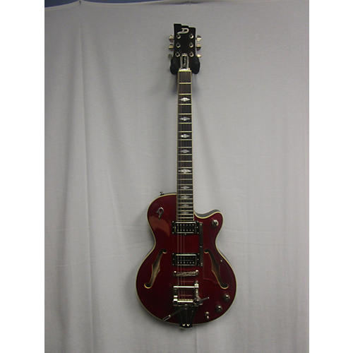 Duesenberg Starplayer TV Deluxe Hollow Body Electric Guitar