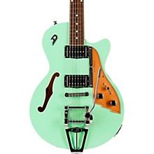 Starplayer TV Electric Guitar Surf Green