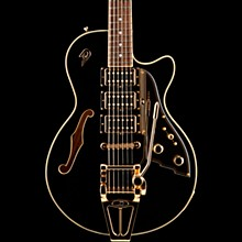 Starplayer TV Semi-Hollow Electric Guitar Gold Hardware