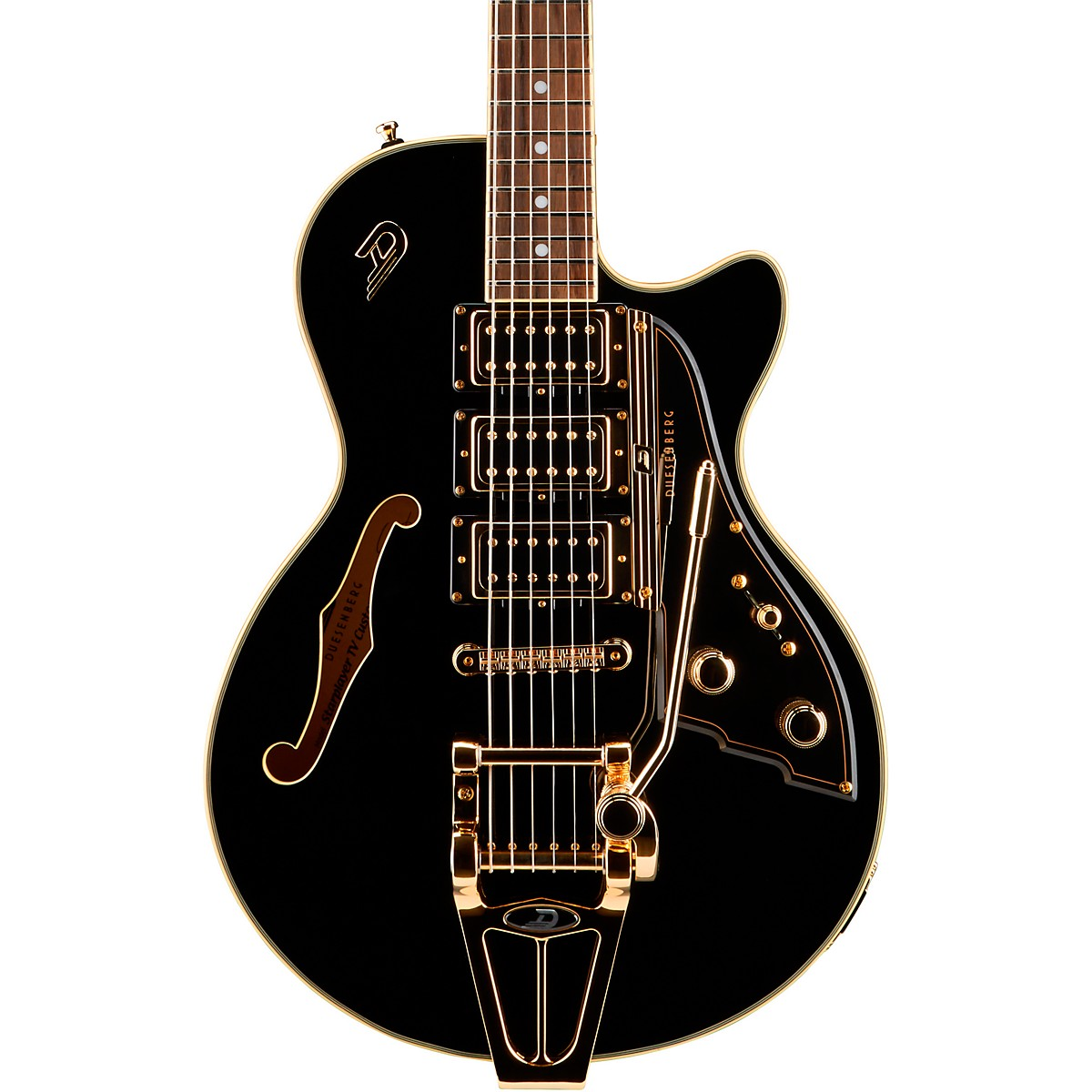 Duesenberg USA Starplayer TV Semi-Hollow Electric Guitar