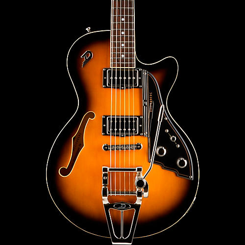 Duesenberg Starplayer TV with Tremolo Semi-Hollow Electric Guitar