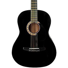 Starter Acoustic Guitar Black