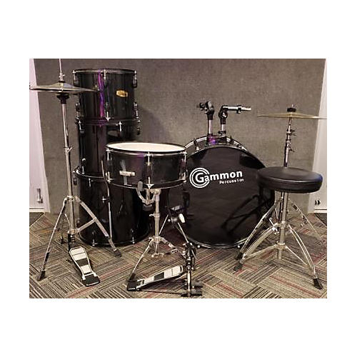 Gammon Percussion Starter Drumkit Drum Kit