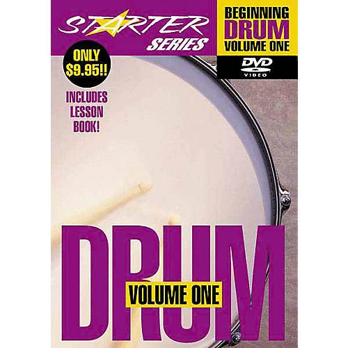 Hal Leonard Starter Series Drum DVD