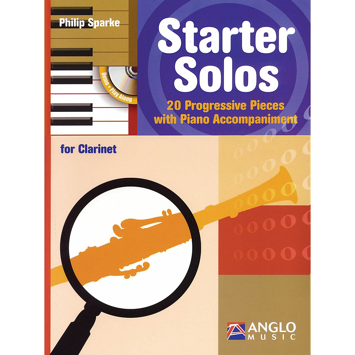 Anglo Music Starter Solos for Clarinet Anglo Music Press Play-Along Series BK/CD