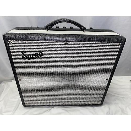Supro Statesman 1699rc Tube Guitar Combo Amp