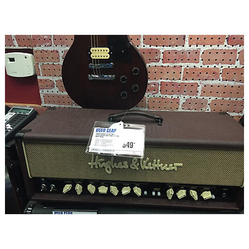 Hughes & Kettner Statesman 50W Tube Guitar Amp Head