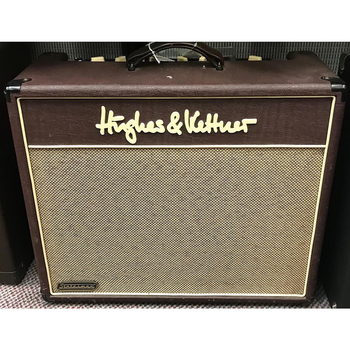 Hughes & Kettner Statesman Dual El84 Tube Guitar Combo Amp