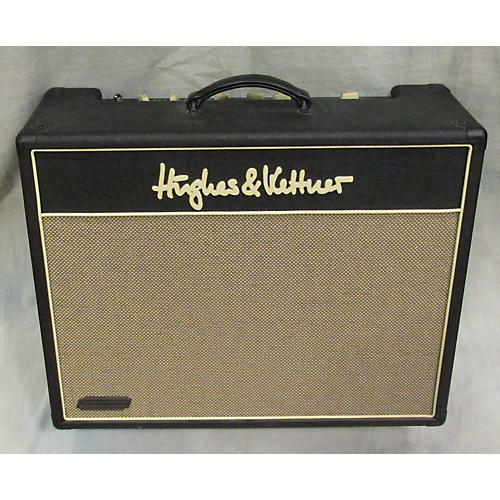 Hughes & Kettner Statesman Quad EL34 Tube Guitar Combo Amp