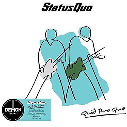 Alliance Status Quo - Quid Pro Quo