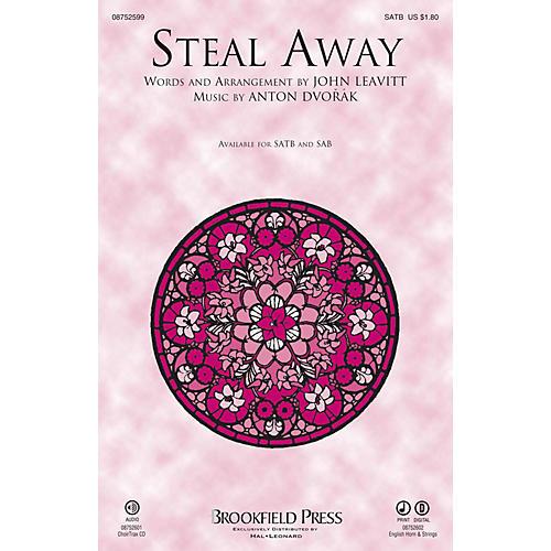 Brookfield Steal Away SAB Arranged by John Leavitt