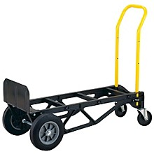 Harper Trucks Steel Tough 700 Nylon Convertible Hand Truck