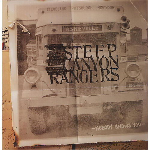 Alliance Steep Canyon Rangers - Nobody Knows You