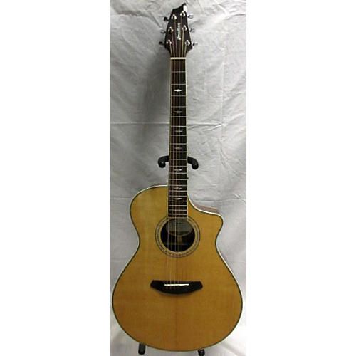 Breedlove Stege Concert MH Acoustic Electric Guitar