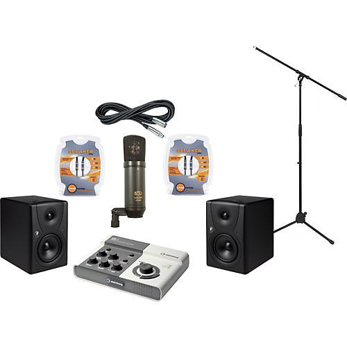 Mackie Steinberg Ci2 and Mackie MR5 Recording Package