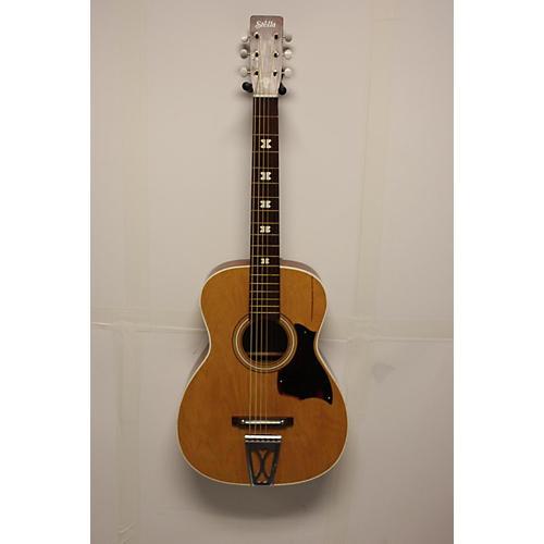 used harmony stella acoustic guitar guitar center. Black Bedroom Furniture Sets. Home Design Ideas