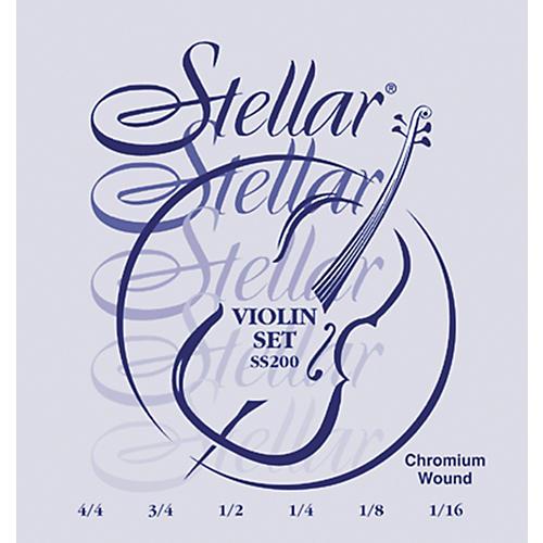 Super Sensitive Stellar Violin Strings