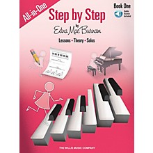 Willis Music Step by Step All-in-One Edition - Book 1 Willis Series Softcover Audio Online Composed by Edna Mae Burnam