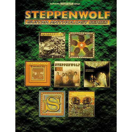 Alfred Steppenwolf - Guitar Anthology Series