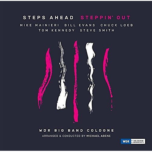Alliance Steps Ahead - Steppin Out