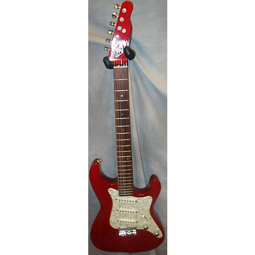 RS Guitarworks Stepside MkII Custom Solid Body Electric Guitar