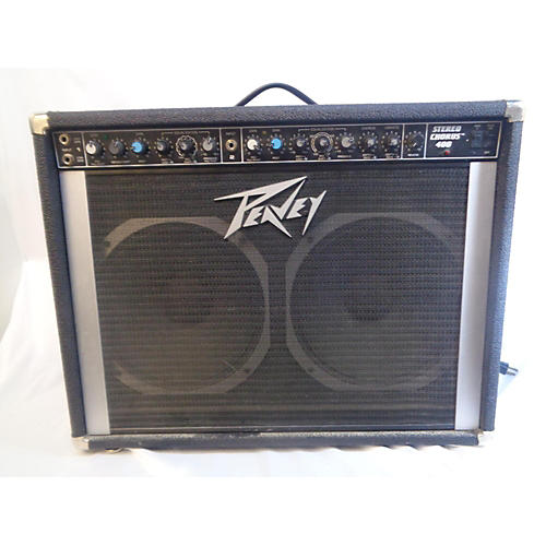 used peavey stereo chorus 212 guitar combo amp guitar center. Black Bedroom Furniture Sets. Home Design Ideas