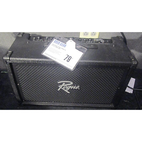 used rogue stereo chorus 40 guitar combo amp guitar center. Black Bedroom Furniture Sets. Home Design Ideas