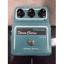 Maxon Stereo Chorus Effect Pedal