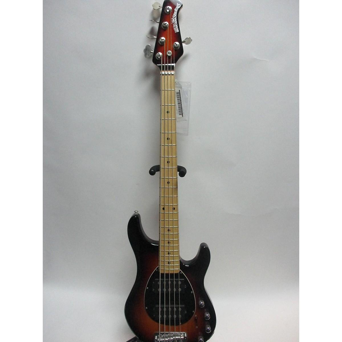 Ernie Ball Music Man Sterling 5 String Electric Bass Guitar