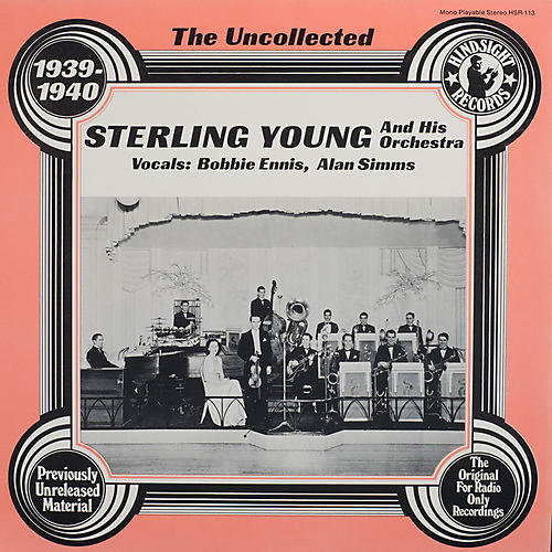 Alliance Sterling Young & Orchestra - Uncollected