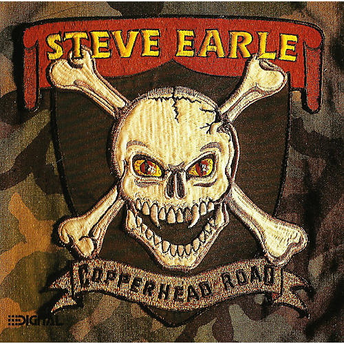 Alliance Steve Earle - Copperhead Road