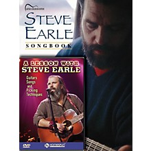 Homespun Steve Earle Guitar Pack Homespun Tapes Series Softcover with DVD Performed by Steve Earle