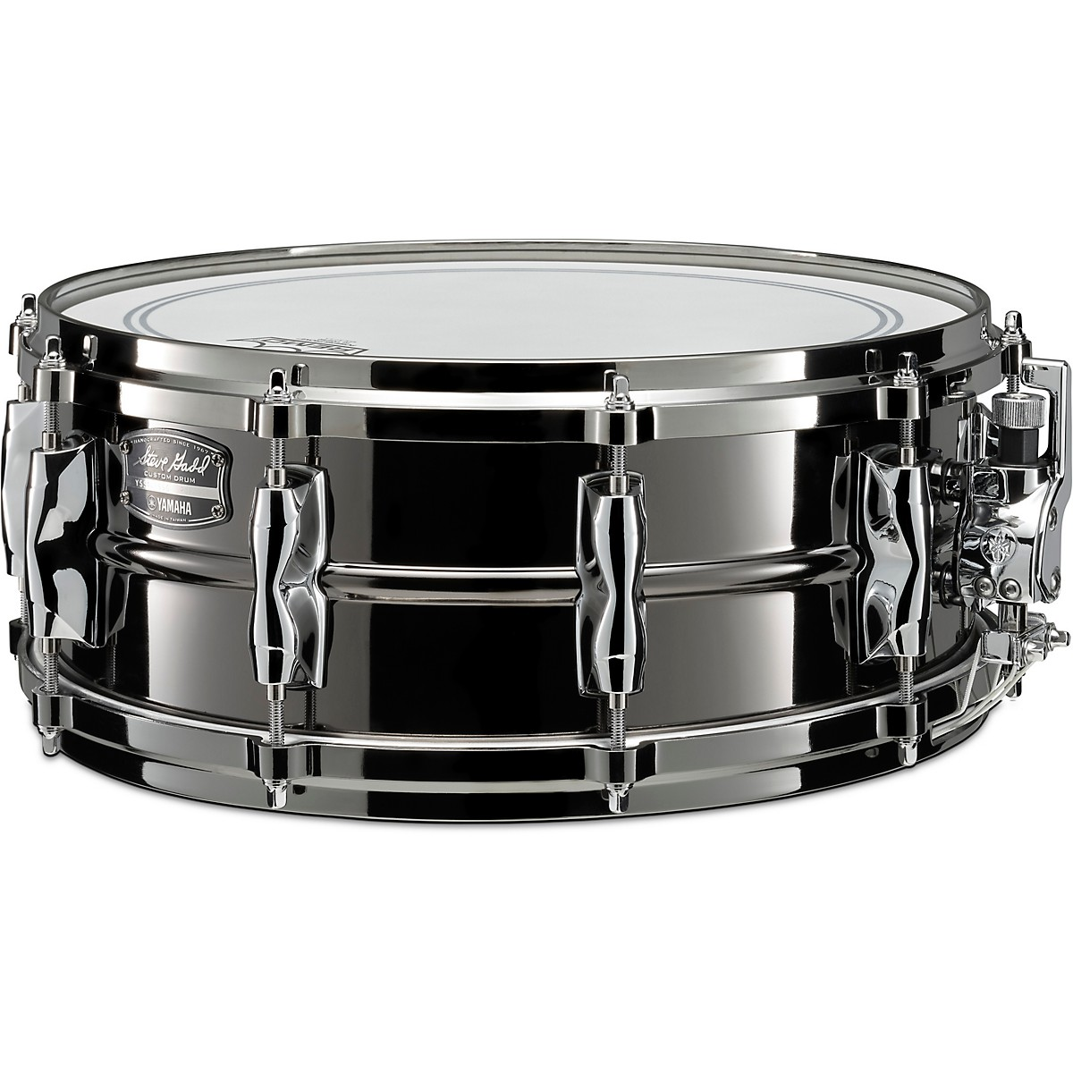 Yamaha Steve Gadd Limited Edition Steel Snare Drum