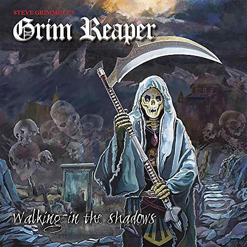 Alliance Steve Grimmett's Grim Reaper - Walking In The Shadows