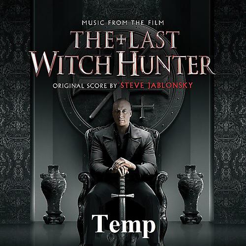 Alliance Steve Jablonsky - Last Witch Hunter (Score) (Original Soundtrack)