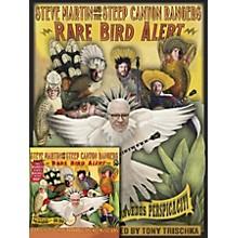 Homespun Steve Martin Rare Bird Alert Book/CD Bundle