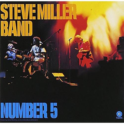 Alliance Steve Miller - Number 5