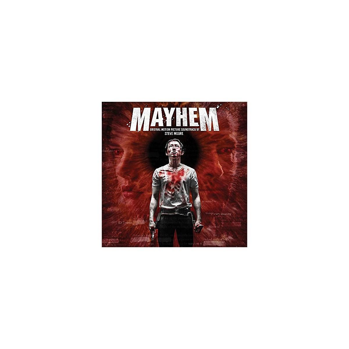 Alliance Steve Moore - Mayhem (Original Motion Picture Soundtrack)