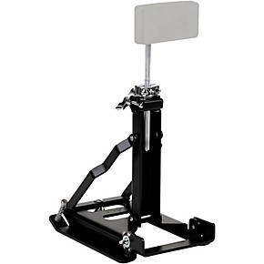 dw steve smith backstage bass drum practice stand guitar center. Black Bedroom Furniture Sets. Home Design Ideas