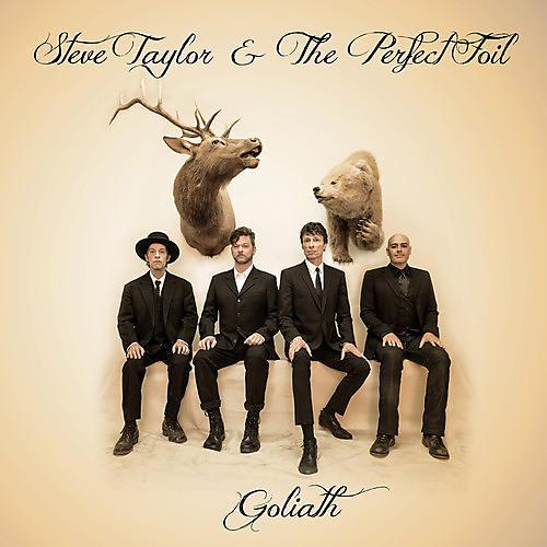Alliance Steve Taylor & the Perfect Foil - Goliath