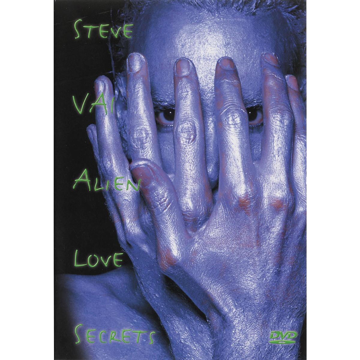 Hal Leonard Steve Vai - Alien Love Secrets DVD