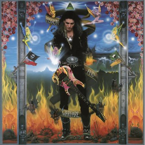 Alliance Steve Vai - Passion & Warfare