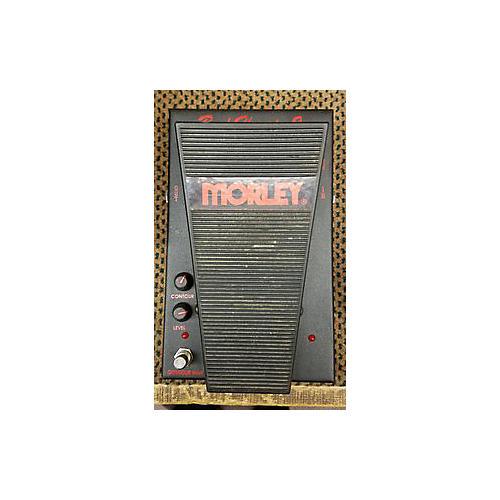 Morley Steve Vai Bad Horsie 2 Contour Wah Effect Pedal