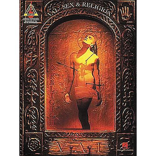 Hal Leonard Steve Vai Sex & Religion Guitar Tab Songbook