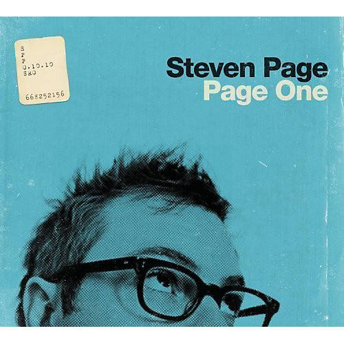Alliance Steven Page - Page One (LP)