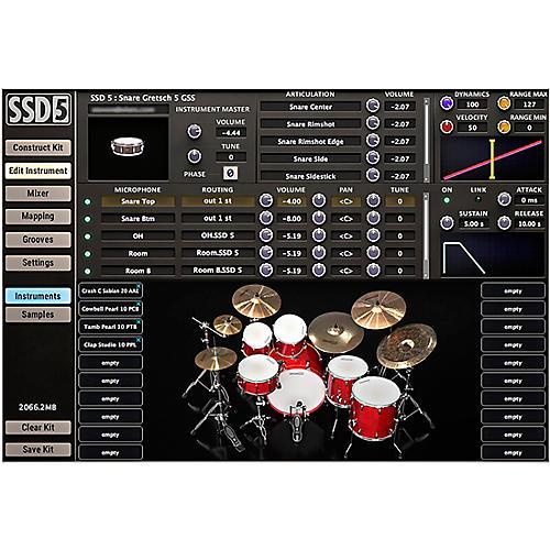 Steven Slate Audio Steven Slate Drums 5