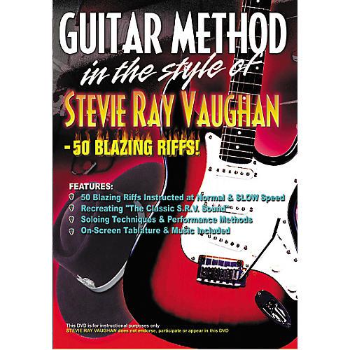 mvp stevie ray vaughan 50 blazing licks guitar dvd guitar center. Black Bedroom Furniture Sets. Home Design Ideas
