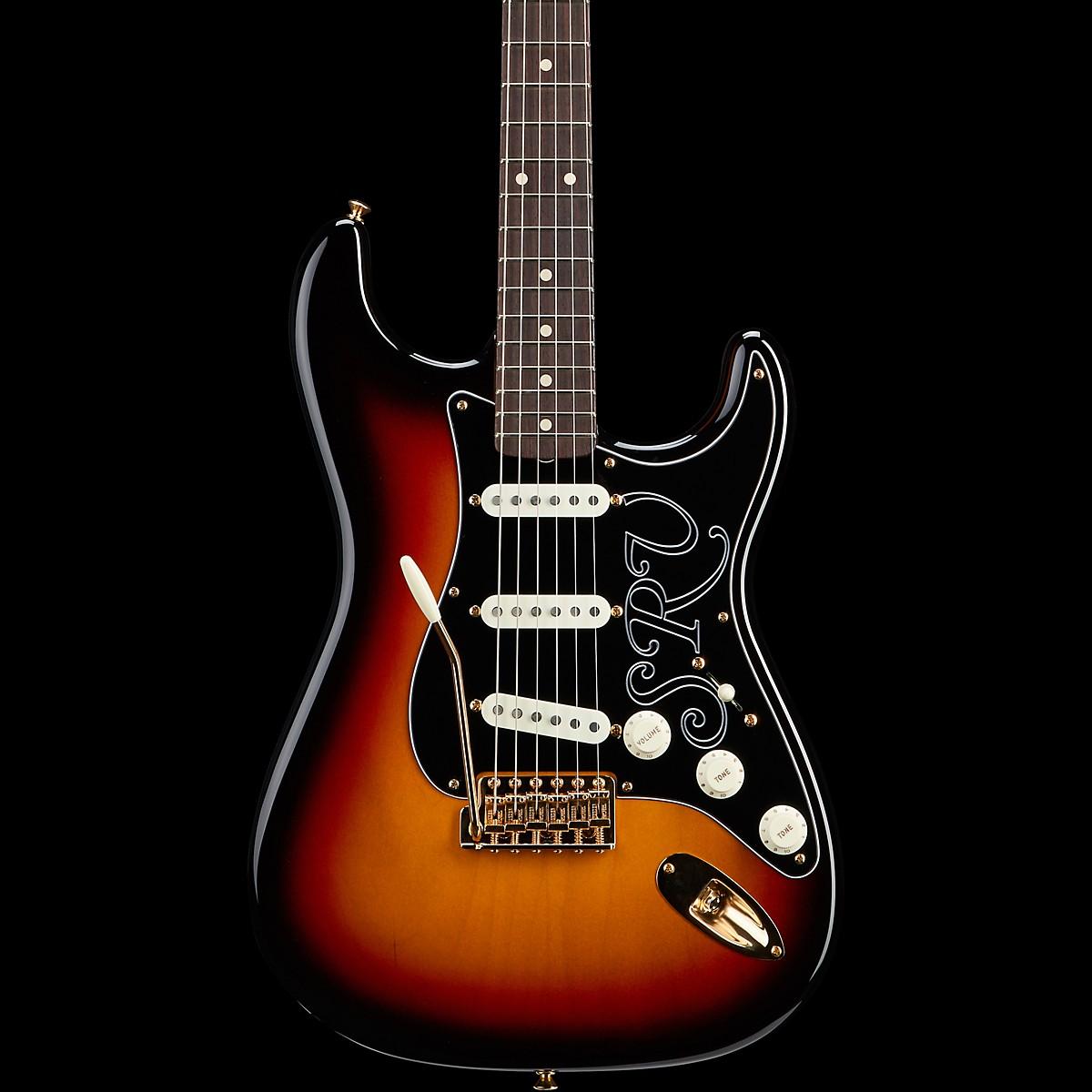 Fender Custom Shop Stevie Ray Vaughan Signature Series Stratocaster NOS Pau Ferro Fingerboard Electric Guitar