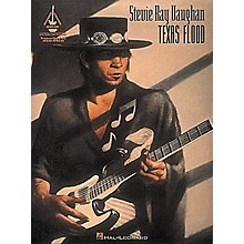 Hal Leonard Stevie Ray Vaughan Texas Flood Guitar Tab Songbook